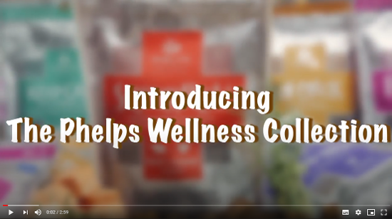Introducing The Phelps Wellness Collection